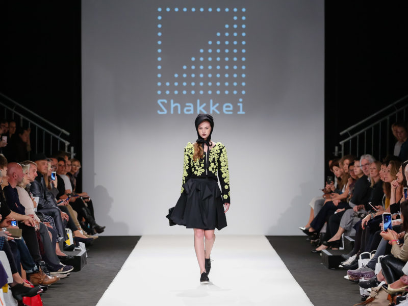 Shakkei Vienna Fashion Festival by Thomas Lerch